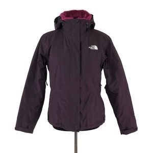 The North Face Purple Inlux Insulated Jacket